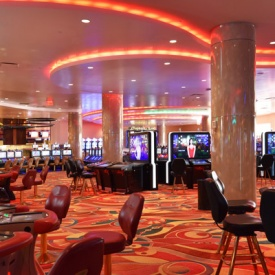 Resorts World Casino NYC - 1F Gaming Extension